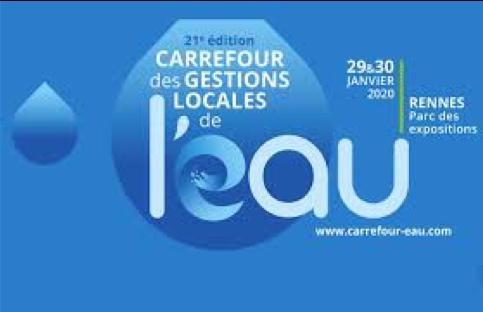 BIOMAE expose au Carrefour de l'Eau à Rennes