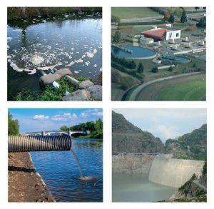 Exemples de lieux à risque de rejets de substances dangereuses dans l'eau et nécessitant l'étude des micropolluants.